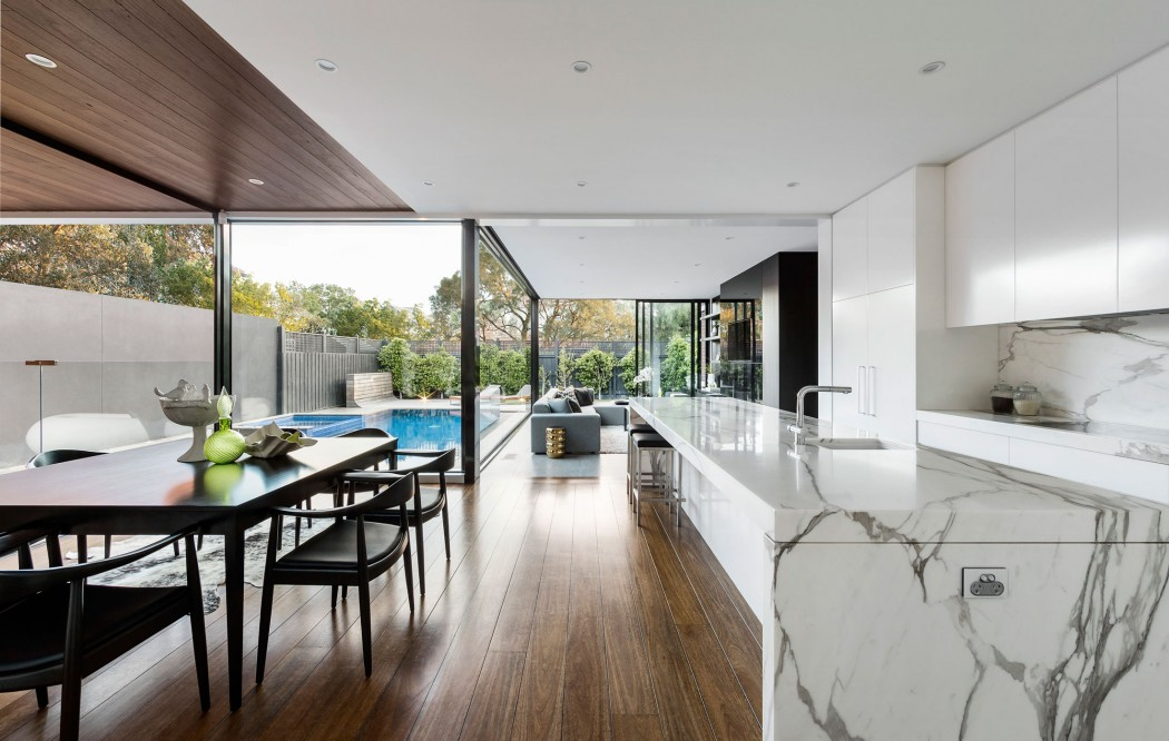 Superieur Curva House By LSA Architects U0026 Interior Design In Melbourne,  Australia