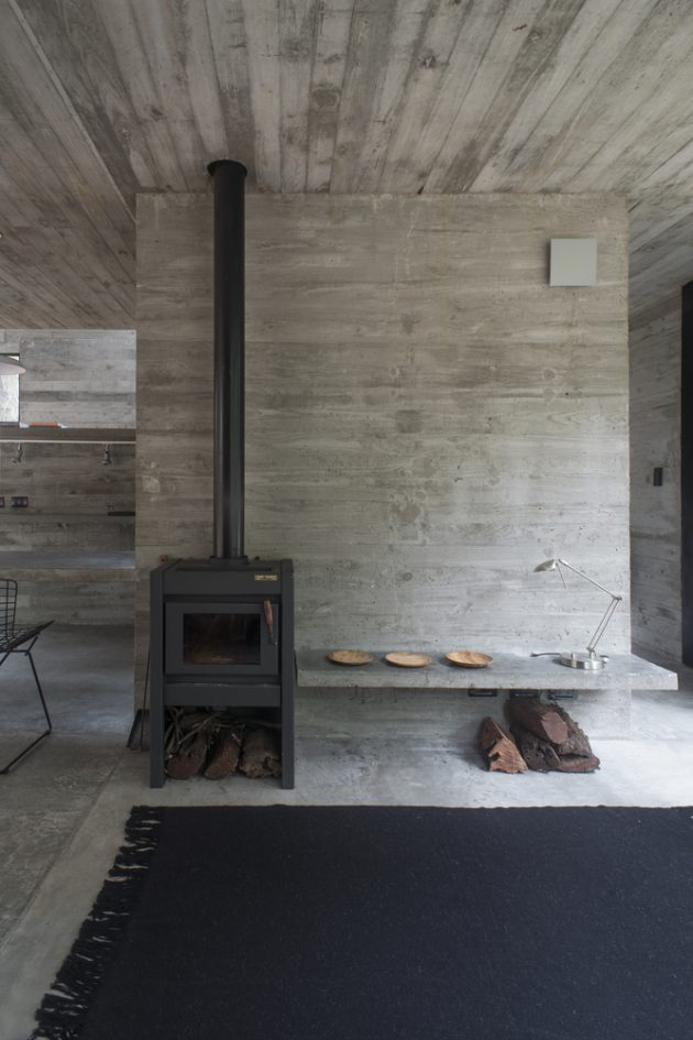 H3 House by Luciano Kruk in Mar Azul, Argentina