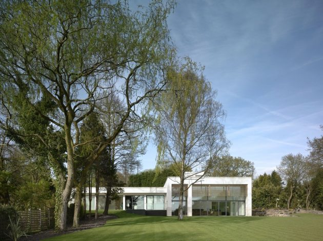 House 780 by Stephenson ISA Studio in Manchester, England