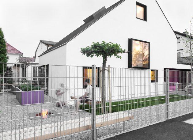 House B by Format Elf Architekten in Germany