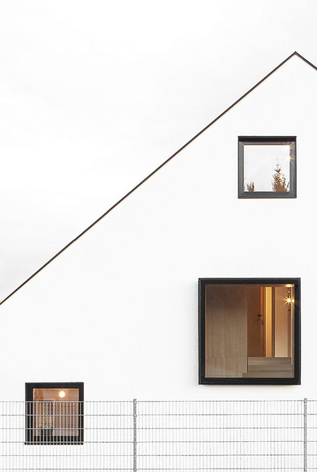 House B by Format Elf Architekten in Germany