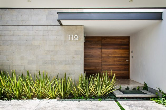 House T02 by ADI Architecture and Interior Design in Mexico