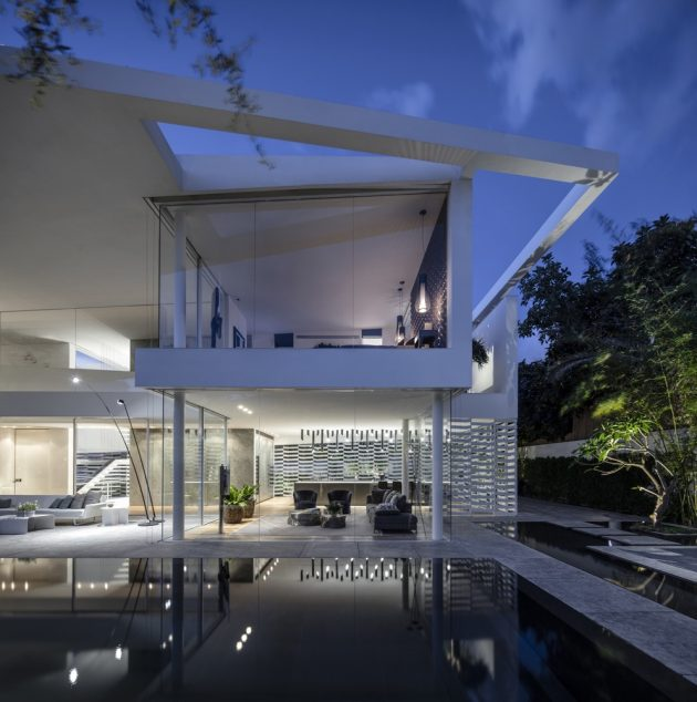 J House by Pitsou Kedem Architects in Israel