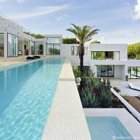 The Tropical Jondal House by Atlant del Vent in Ibiza, Spain