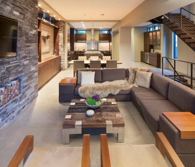 New Home Designs Latest Modern Homes Ultra Modern: Modern Organic Home By John Kraemer & Sons In Minneapolis, USA