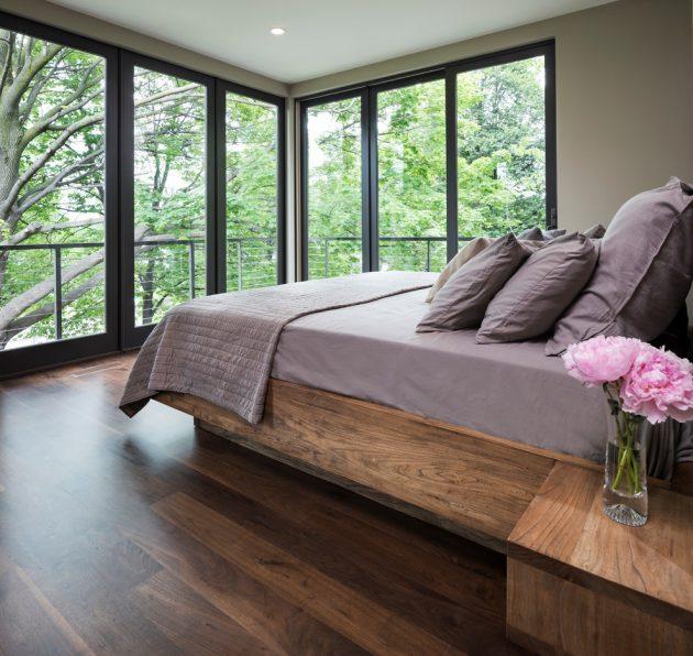 Modern Organic Home by John Kraemer & Sons in Minneapolis, USA