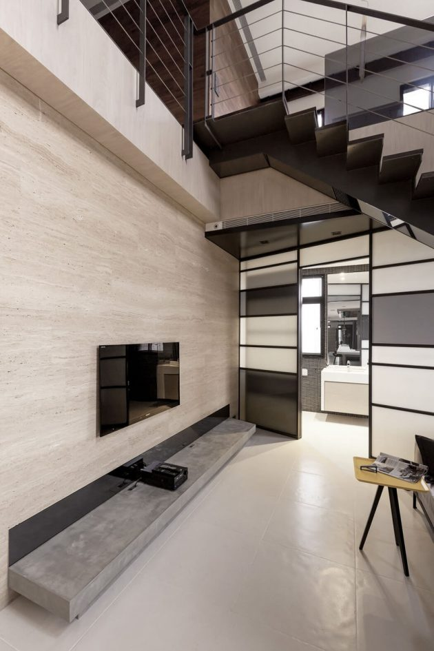 Simply Modern   The Lo Residence by LCGA Design in Taiwan