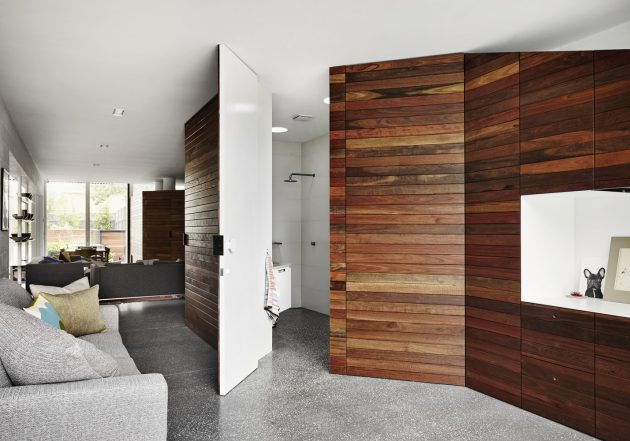 THAT House by Austin Maynard Architects in Melbourne, Australia