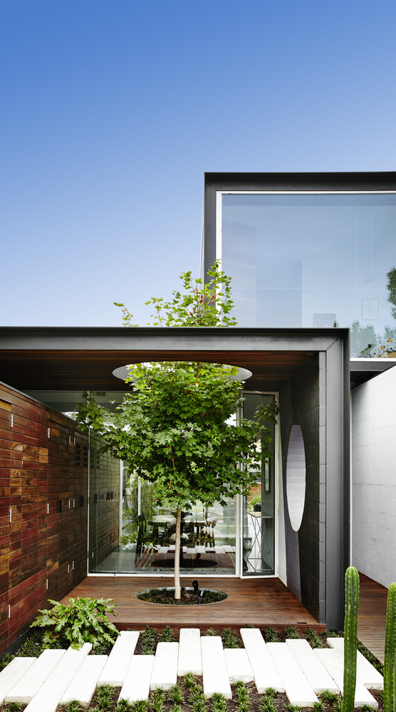 THAT House by Austin Maynard Architects in Melbourne ...