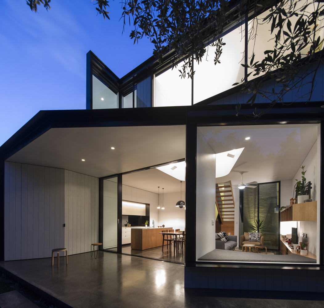 Kitchen Designs Australia Sydney: Unfurled House By Christopher Polly Architect In Sydney