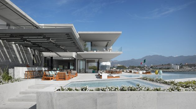 Vallarta House by Ezequiel Farca in Mexico