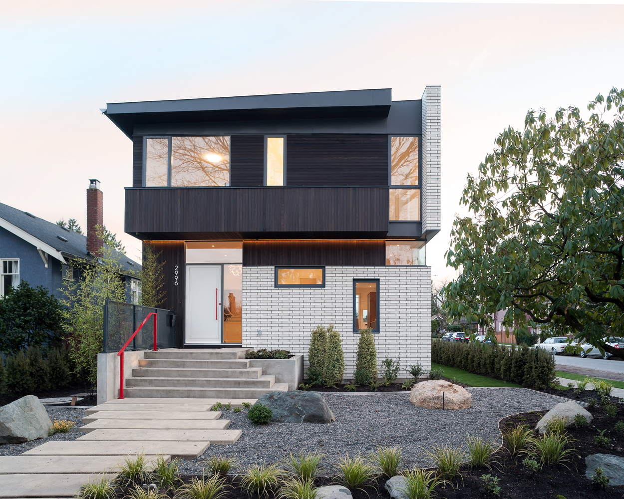 West 11th Residence By Randy Bens Architect In Vancouver