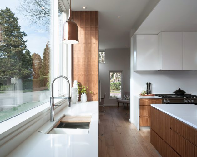 West 11th Residence by Randy Bens Architect in Vancouver, Canada