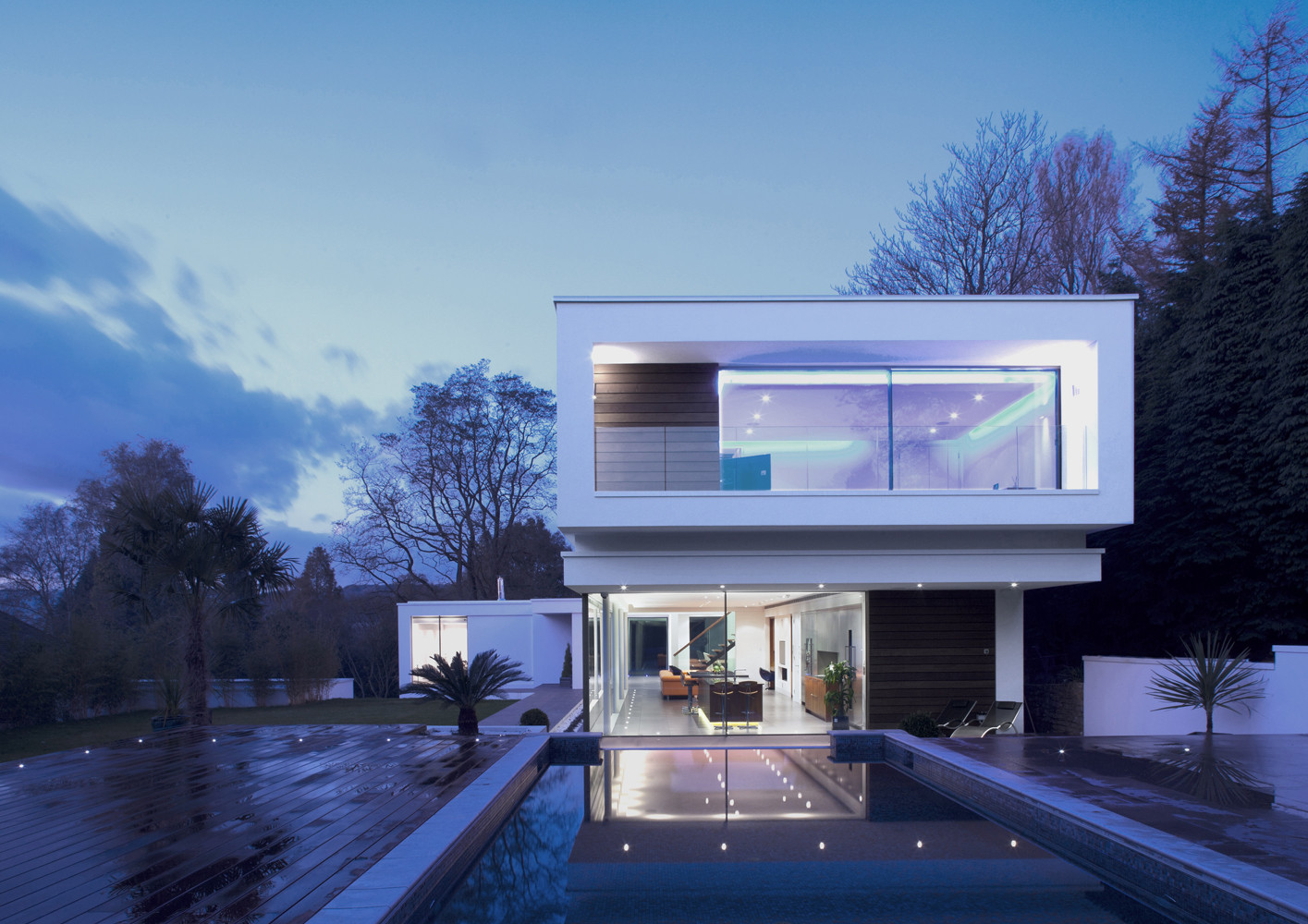 White Lodge By Dyergrimes Architects In Tandridge England
