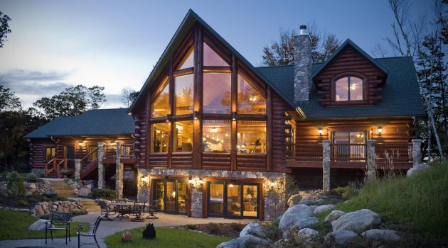 4 Things to Think About When Building a Log Cabin