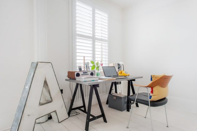 15 Stylish Study Space Designs With Contemporary Spirit