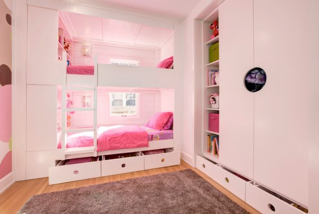 17 Outstanding Childs Bed Designs With Storage Drawers