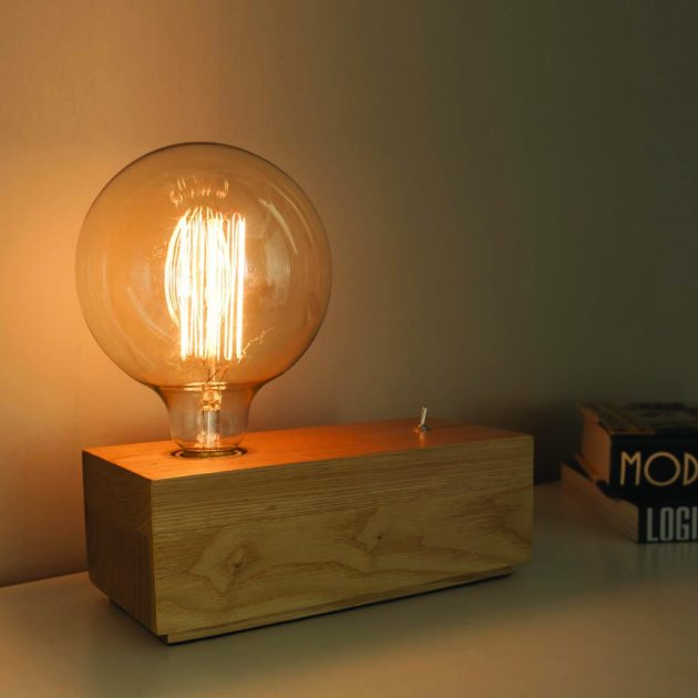Home Design Front View: 16 Fascinating DIY Wooden Lamp Designs To Spice Up Your