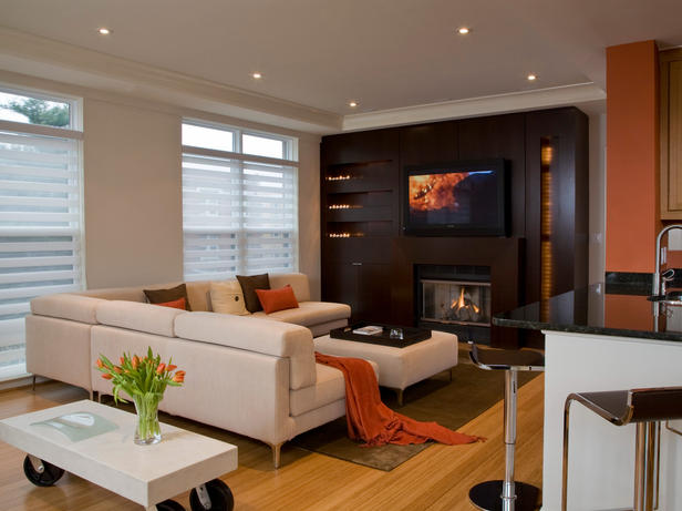 18 Cozy Living Rooms With Fireplace That Will Charm You