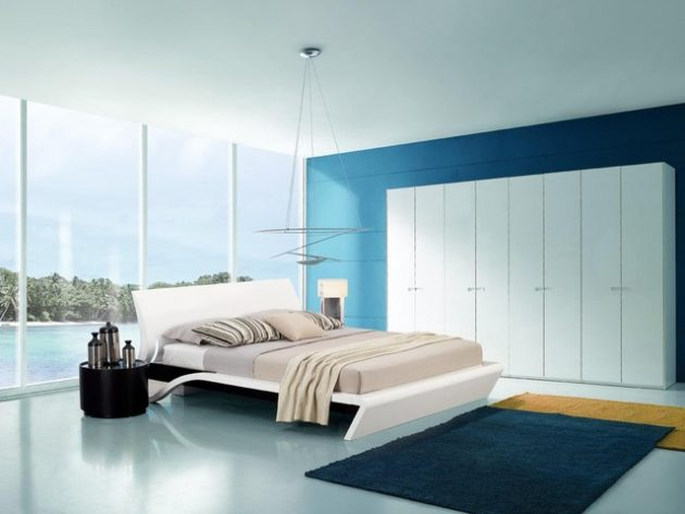 18 irresistible modern bed designs for your dream bedroom 12604 | 11 19 630x473