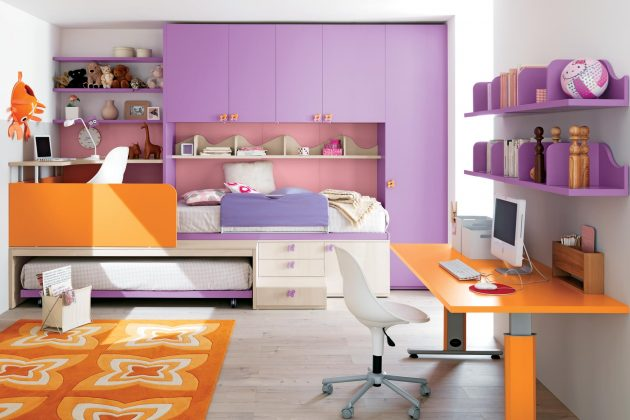 16 Small Child's Rooms That Will Make You Want To Be A Kid Again