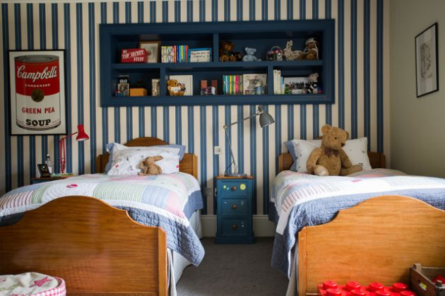 22 Challenging Ideas For Decorating Shared Kids Room Properly