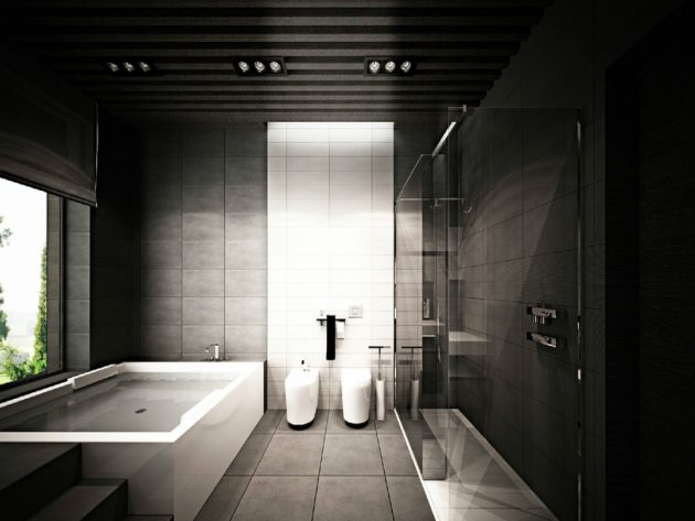 Divine Masculine Bathroom Designs You Should See Today