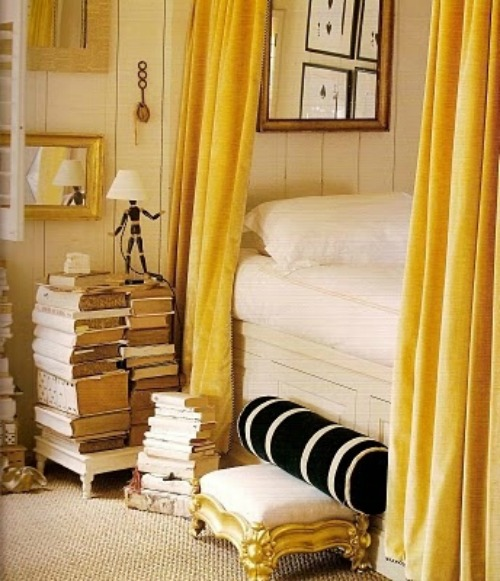 15 Stylish Ways To Decorate Your Home With Books