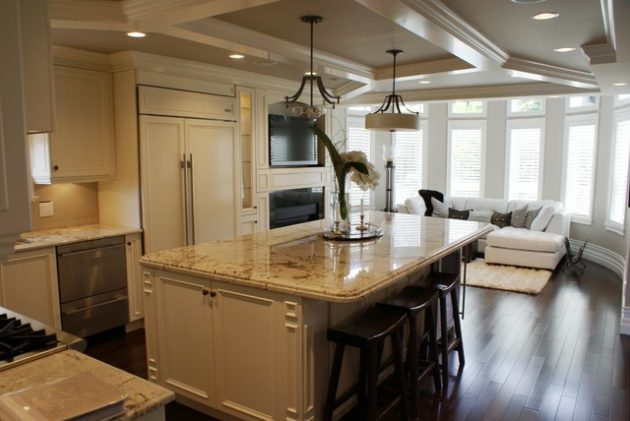 18 Gorgeous Ideas Of Granite Kitchen Countertops That You Shouldnt Miss