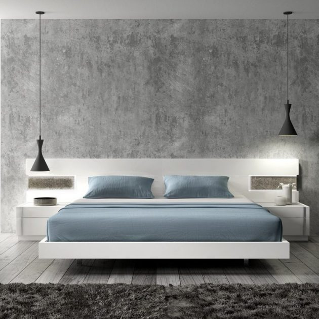 18 Irresistible Modern Bed Designs For Your Dream Bedroom