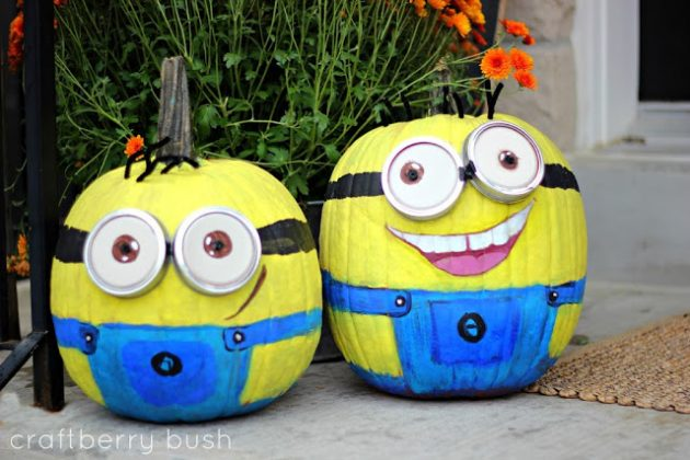 17 Fascinating DIY Pumpkin Decorations To Beautify Your Home Decor