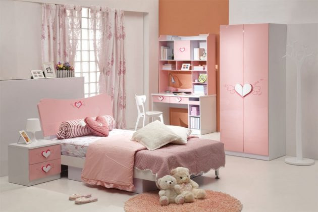 16 Outstanding Pink Bedroom Designs That Are Dream Of Every Girl