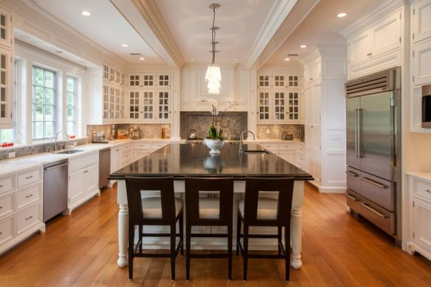 19 Outstanding Luxury Kitchen Designs That Will Fascinate You