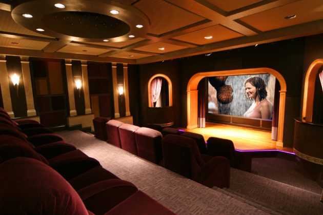 20 Marvelous Home Cinema Designs That Will Surprise You