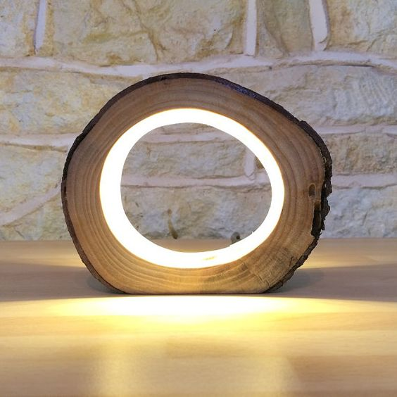 Home Design Ideas Front: 16 Fascinating DIY Wooden Lamp Designs To Spice Up Your