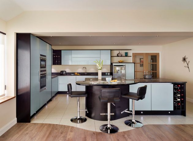 18 Magnificent Ideas For Custom Made Kitchens