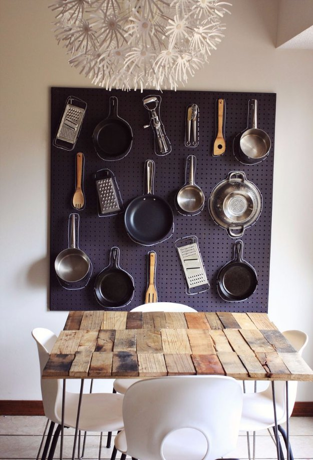 15 Expressive Diy Ideas To Decorate Your Kitchen With