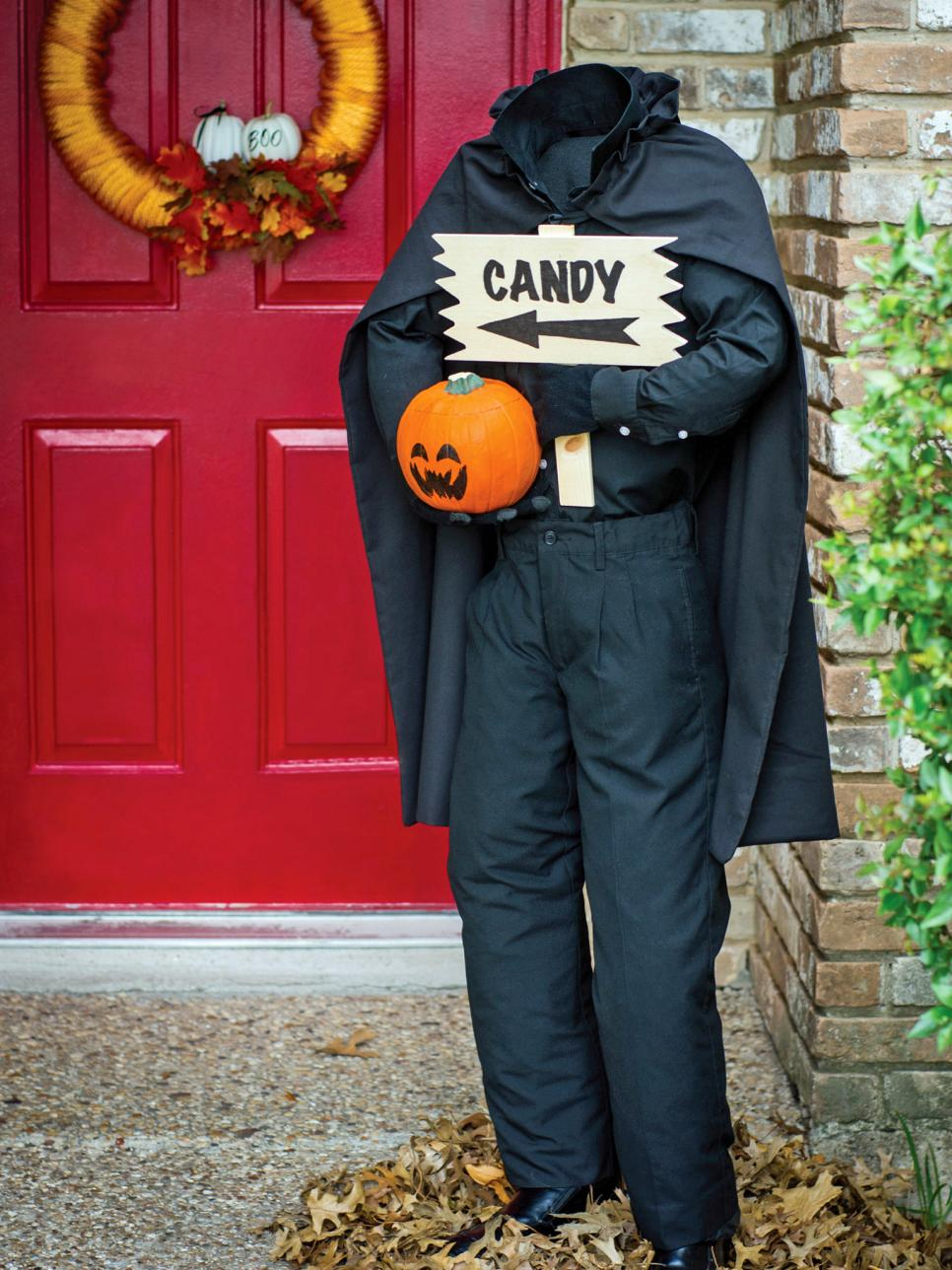 15 incredibly easy diy halloween decorations with instructions
