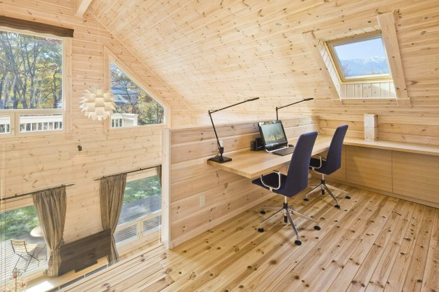 15 Motivational Rustic Home Office Designs That Will Inspire You