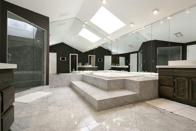 16 Astonishing Bathroom Designs That Exude Luxury