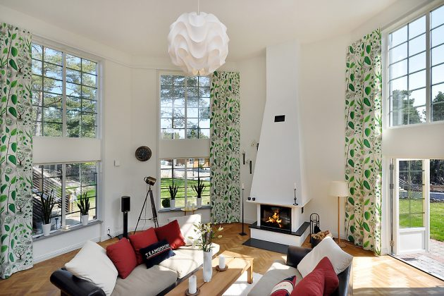 17 Fascinating Modern Curtains Designs To Refresh Your Living Room