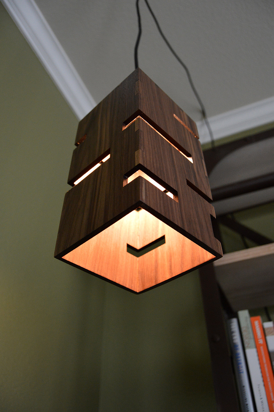 16 perfect geometric light designs to decorate your home with. Black Bedroom Furniture Sets. Home Design Ideas