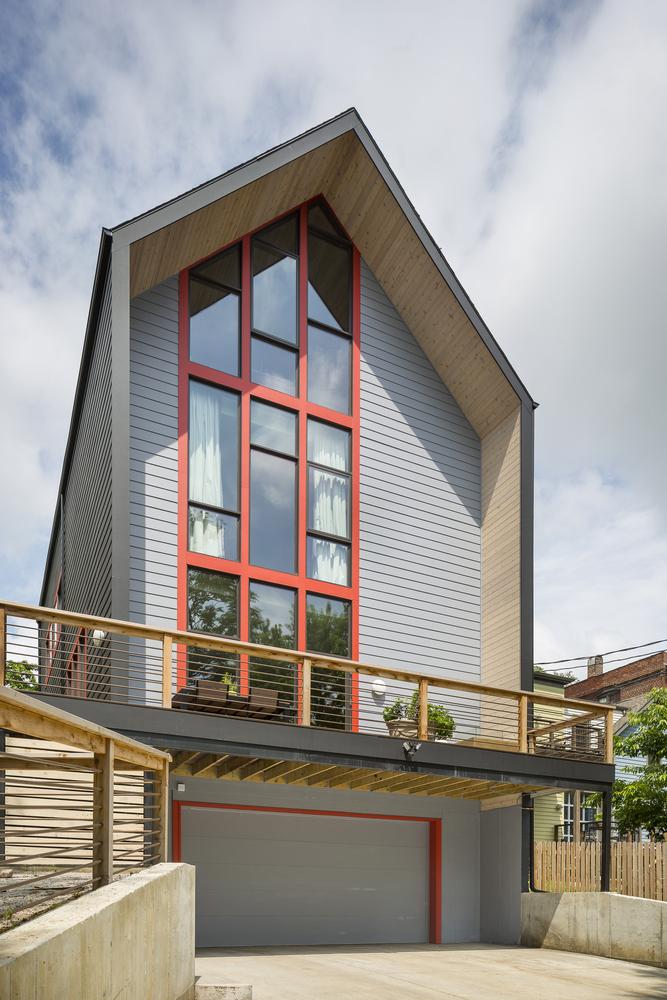 1653 Residence By Studio Build In Kansas City Usa