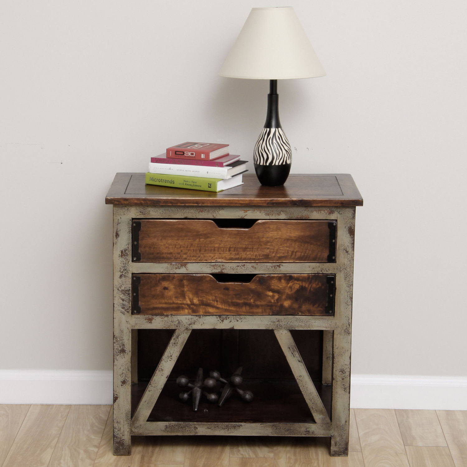 16 Classy Rustic Bedroom Designs: 17 Classy And Practical Nightstand Designs For Your Bedroom