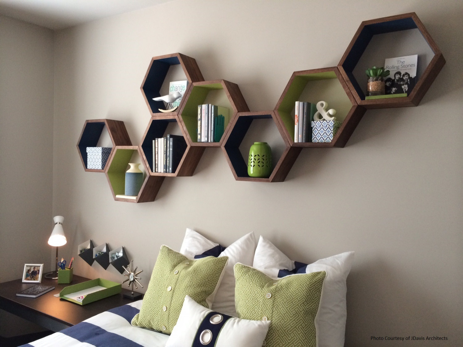 20 Creative Ways To Decorate Your Home With Unexpected ... on Creative Wall Decor Ideas  id=39620