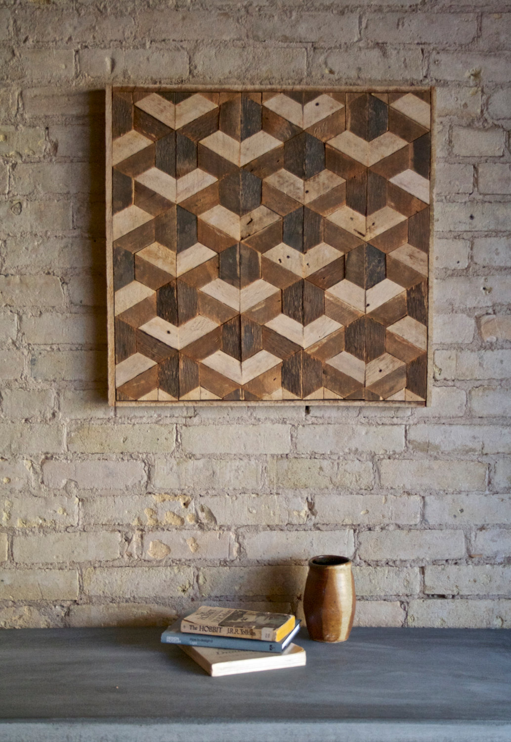 22 stunning home decor designs that will illustrate you Painting geometric patterns on walls