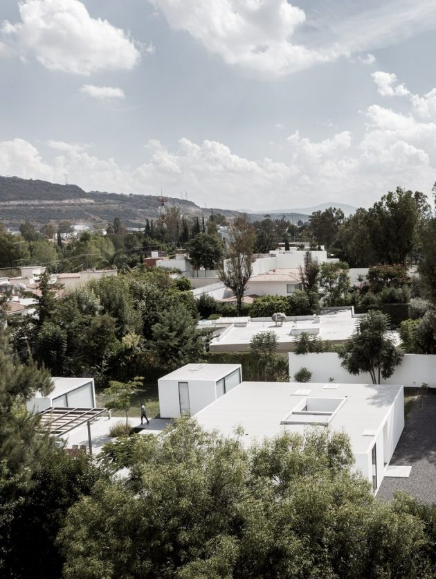 4.1.4 House by AS/D Asociación de Diseño in Jurica, Mexico