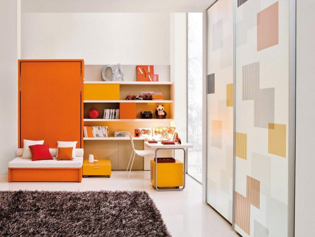 18 Fantastic Minimalist Childs Room Designs That Will Delight You