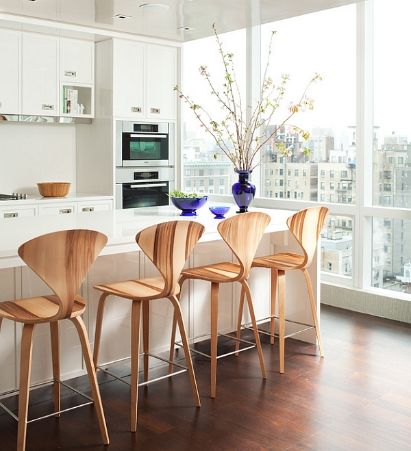 16 Excellent Options Of Alluring Kitchen Bar Stools