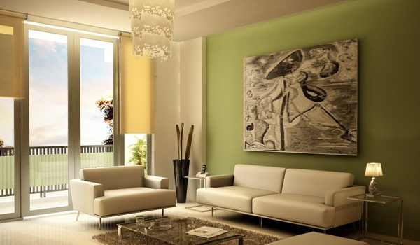 18 Astounding Green Living Room Designs That Will Catch Your Eye